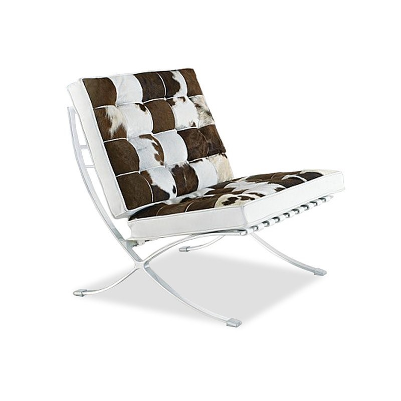 Barcelona Style Chair Inspired by Mies Ven Der Rohe – Modandcomfy