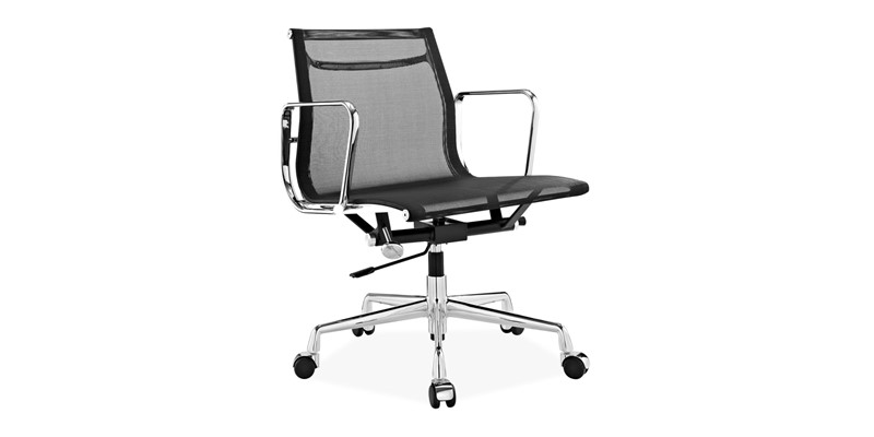 Eames Style EA117 Low Back Mesh Fabric Office Chair Inspired by ...
