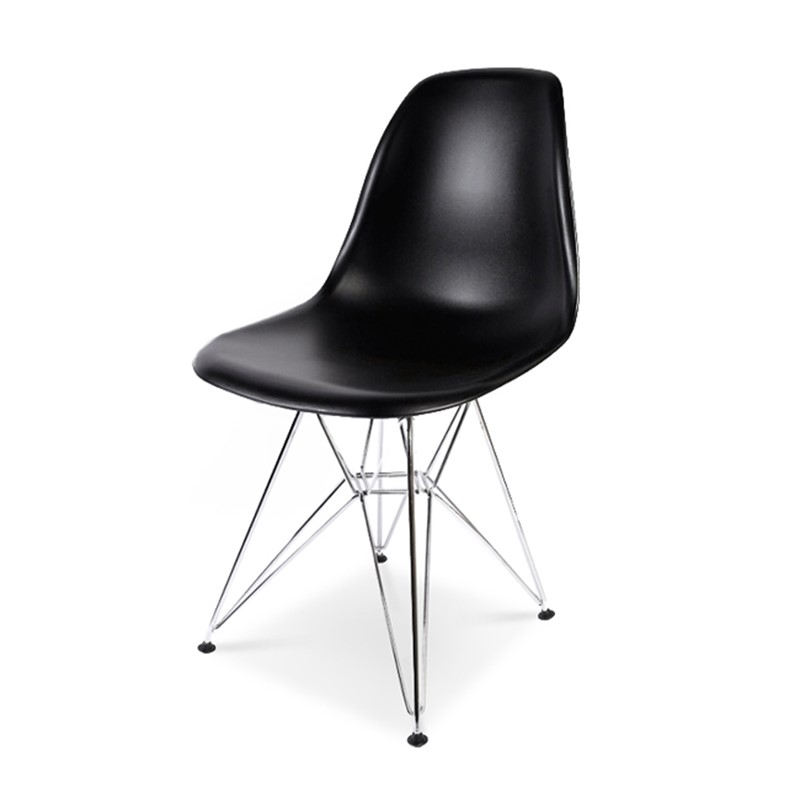 Miraculous Eames Style Dining Dsr Eiffle Chair Inspired By Charles Eames Machost Co Dining Chair Design Ideas Machostcouk